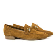 Gosh Loafer Suede Castano
