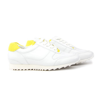 Hassia Sneaker Weiss Limone