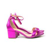SPM Irin Sandal Metallic Fuchsia