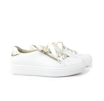 Solidus Sneaker Kaja Weiss Oro