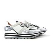 Mjus Sneaker Argento Silver