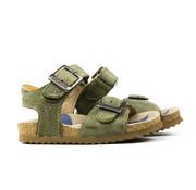 Shoesme Bio Sandaal Gesp Green