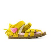 Shoesme Bio Sandaal Yellow Suede