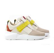 Nubikk Sneaker Lucy Royal Strap Beige Leather