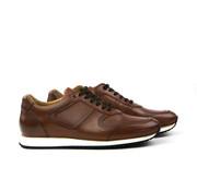 Van Bommel Sneaker Calf Donkercognac