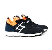 HIP Sneaker Darkblue Orange