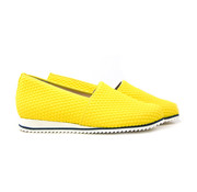 Hassia Loafer Hexagon Stretch Limone