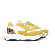 SPM SPM Sneaker Katrie Yellow Combi