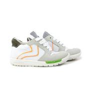 Shoesme Runflex Sneaker Wit Oranje
