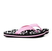 Reef Kids Ahi Loretto Pink Black