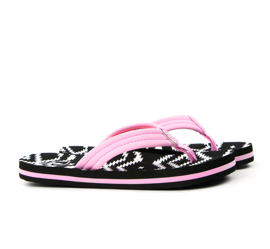 Kids Ahi Loretto Pink Black