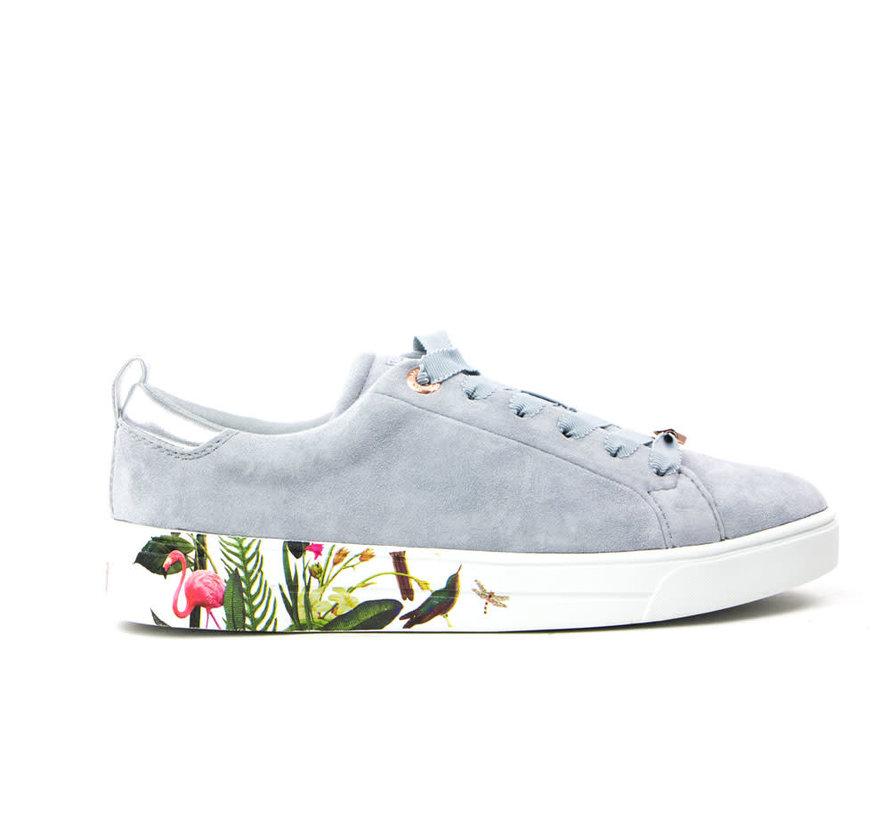 Roullys Sneaker Slate Grey Pistachio
