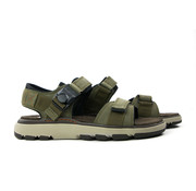 Clarks Sandaal Un Trek Part Dark Olive