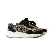 Paul Green Sneaker Leopardino Black Camel