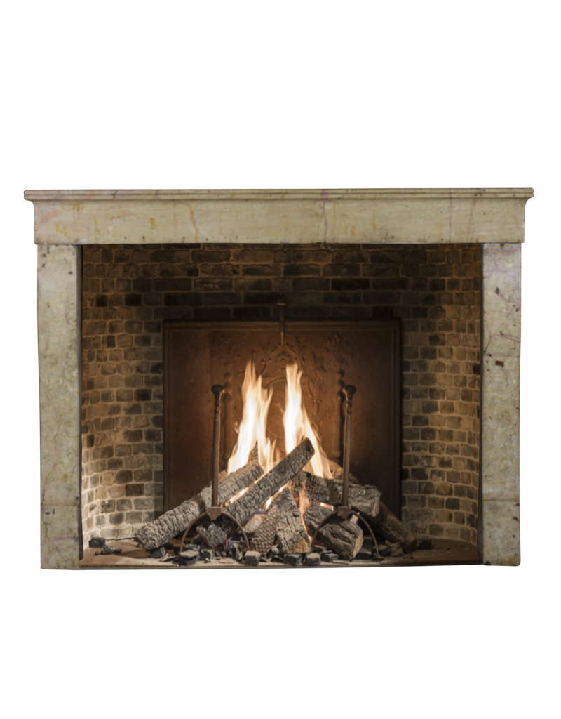 The Antique Fireplace Bank Small European Fireplace Surround In Stone