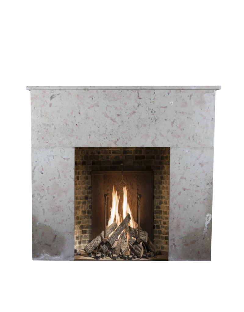 The Antique Fireplace Bank Französisch Des 20. Jahrhunderts Comblanchien Stein Rustikalen Kamin Maske