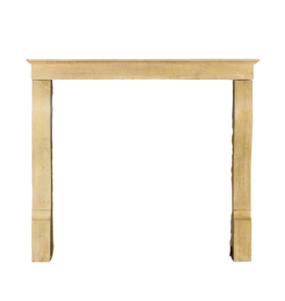 The Antique Fireplace Bank French Antique Limestone Fireplace Surround