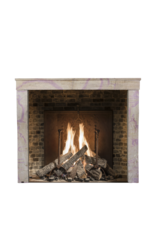 Small European Fireplace Surround In Stone Creation By Nature