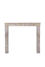 The Antique Fireplace Bank Small European Fireplace Surround In Stone Creation By Nature