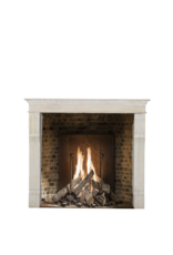 The Antique Fireplace Bank Small European Fireplace Surround In Stone For Timeless Interiors