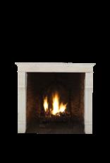 The Antique Fireplace Bank Kleine Europäischer Kaminmaske In Stein Für Zeitloses Interieurs