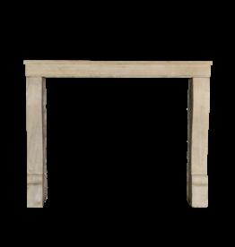 Origines Französisch Kalkstein Antike Kaminmaske