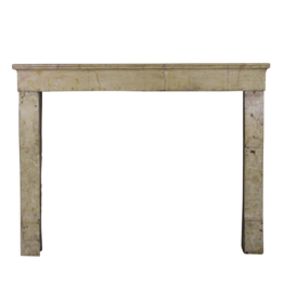 Fine Stone European Vintage Fireplace Surround