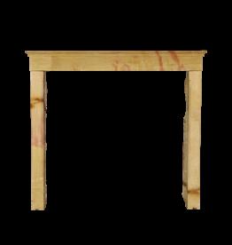 The Antique Fireplace Bank Geäderten Französisch Origines Honig Farbe Antike Kaminmaske