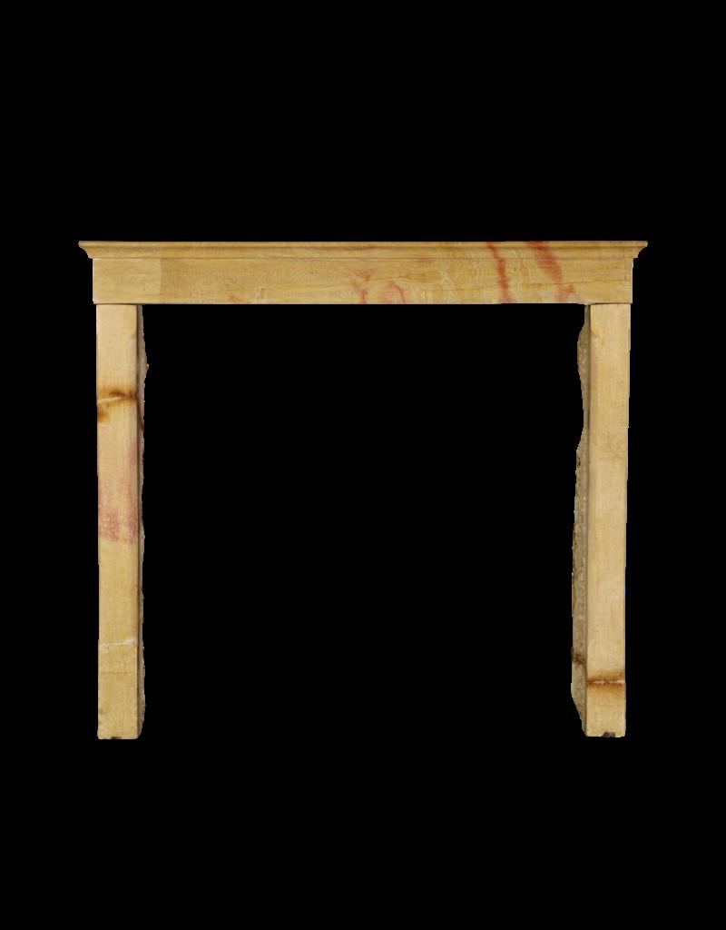 The Antique Fireplace Bank Kleine Antike Kamin Für Eklektisches Zeitlos Interieur