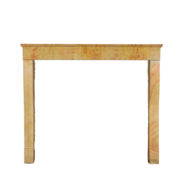 The Antique Fireplace Bank Small French Created By Nature Limestone Fireplace Surround