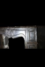 Klassische Französisch Campagnard Pompadour Antike Kaminmaske