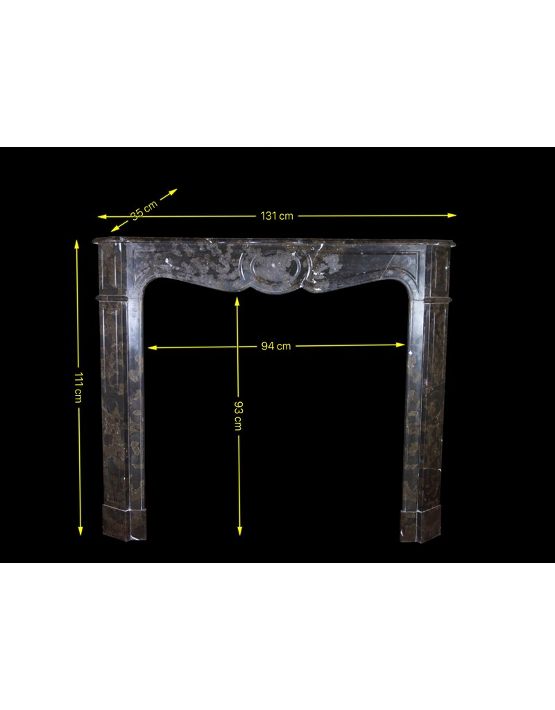 The Antique Fireplace Bank Klassische Französisch Campagnard Pompadour Antike Kaminmaske