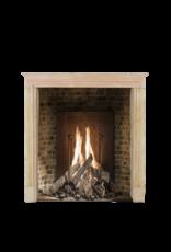The Antique Fireplace Bank Elegante Rose Liseron Stein Surround Für zeitloses Chique Innenraum
