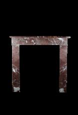 Kleine Antike Kamin Für Eklektisches Französisch Zeitlos Interieur