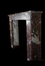 The Antique Fireplace Bank Kleine Antike Kamin Für Eklektisches Französisch Zeitlos Interieur