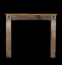 The Antique Fireplace Bank Granja Rústica Chimenea De Roble
