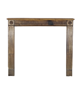 The Antique Fireplace Bank Rustic Farm House Fireplace In Oak