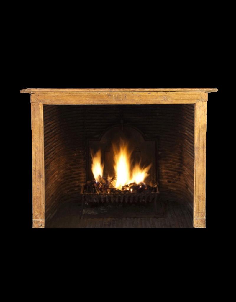 Rustic Farm House Fireplace In Oak