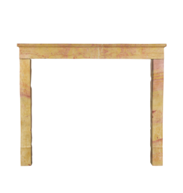 The Antique Fireplace Bank Small French Creation Of Nature Limestone Fireplace Surround