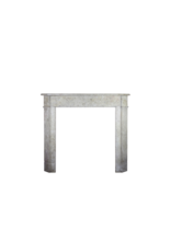 The Antique Fireplace Bank Kleiner Marmor Stein Klassischer Kamin Verkleidung