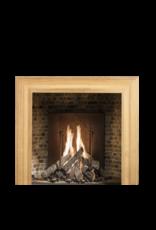 Eichennholz Bolection Für Quadratische Feuerungen