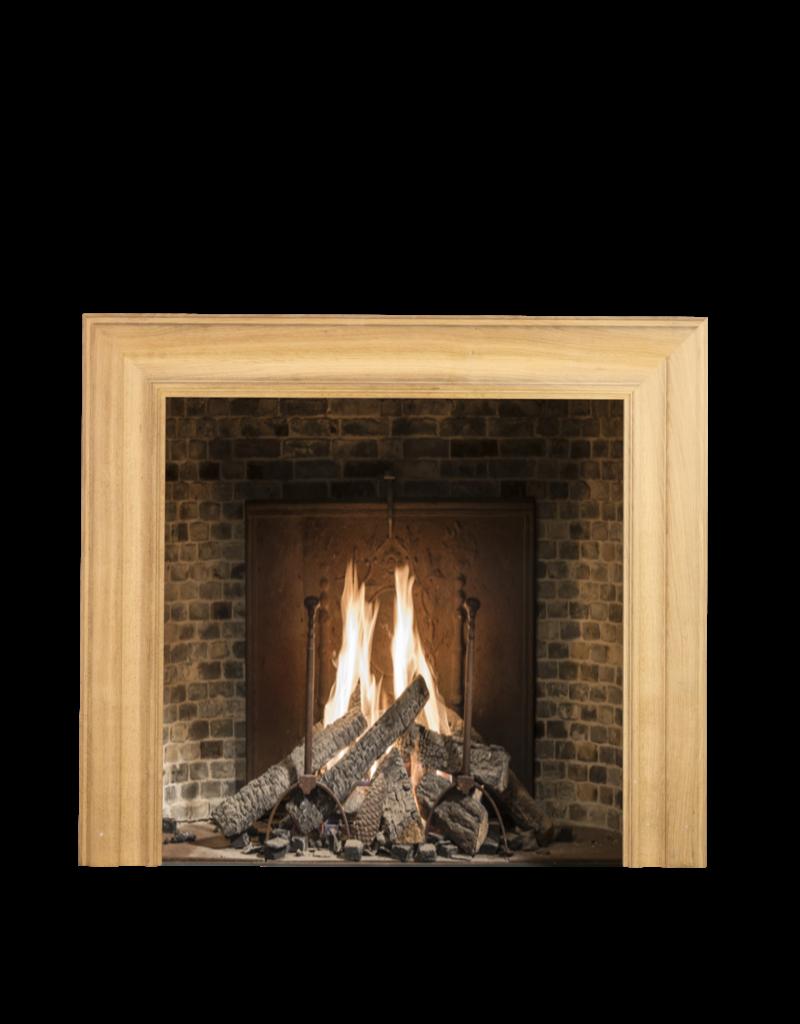 The Antique Fireplace Bank Eichennholz Bolection Für Quadratische Feuerungen