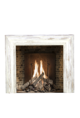 The Antique Fireplace Bank Eichennholz Bolection Mit Patina