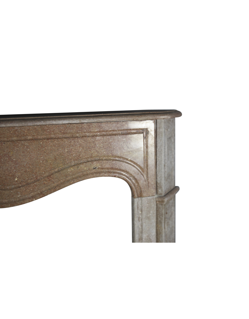 Brown Buxy French Marble Small Fireplace Surround The Antique Fireplace Bank