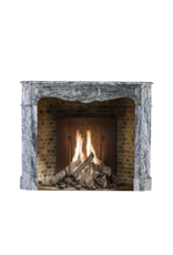19Th Century Classic French Fireplace Surround