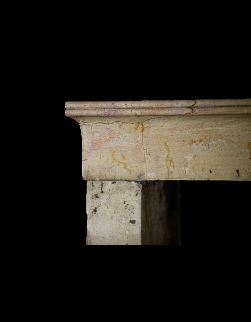 The Antique Fireplace Bank Pequeño Europea Revestimiento En Piedra