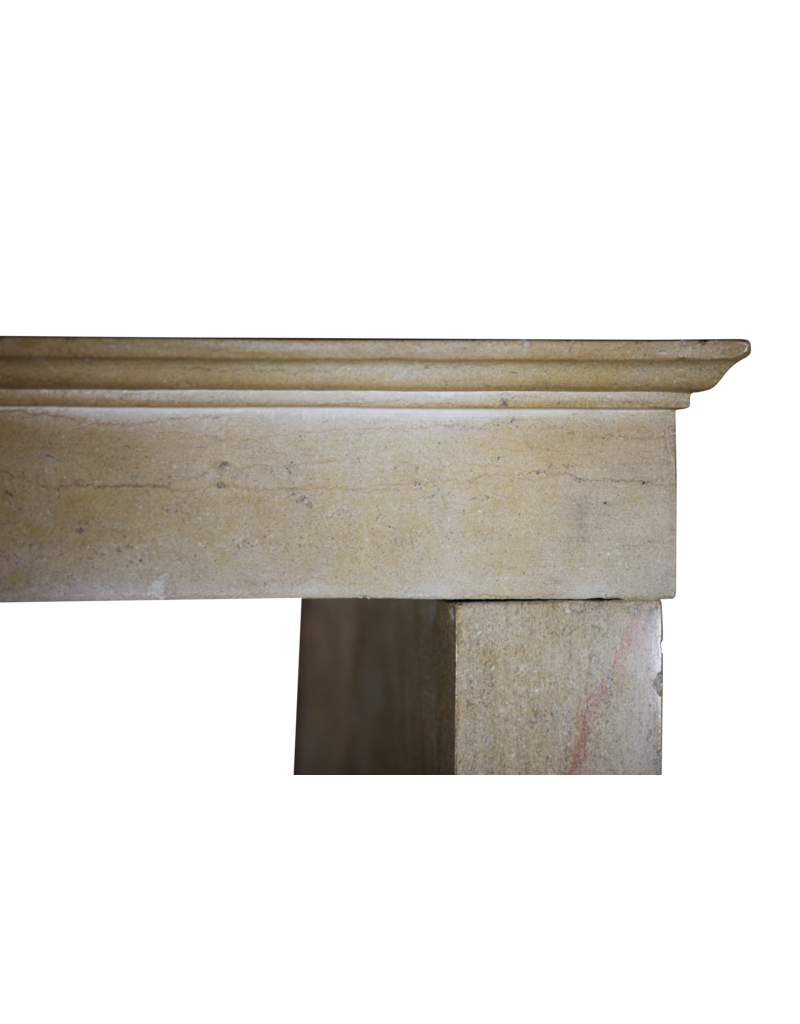 Borgoña Elegante Chimenea De Epoca Envolvente Para Interiores Contemporáneo
