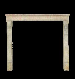 The Antique Fireplace Bank Pequeño País Francés De La Vendimia Chimenea
