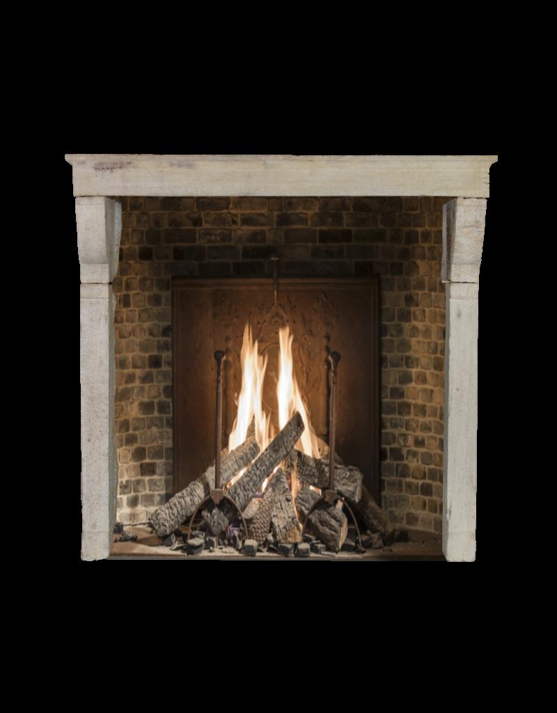 The Antique Fireplace Bank Höhe Französisch Rustic Kamin In Multi Color Kalkstein