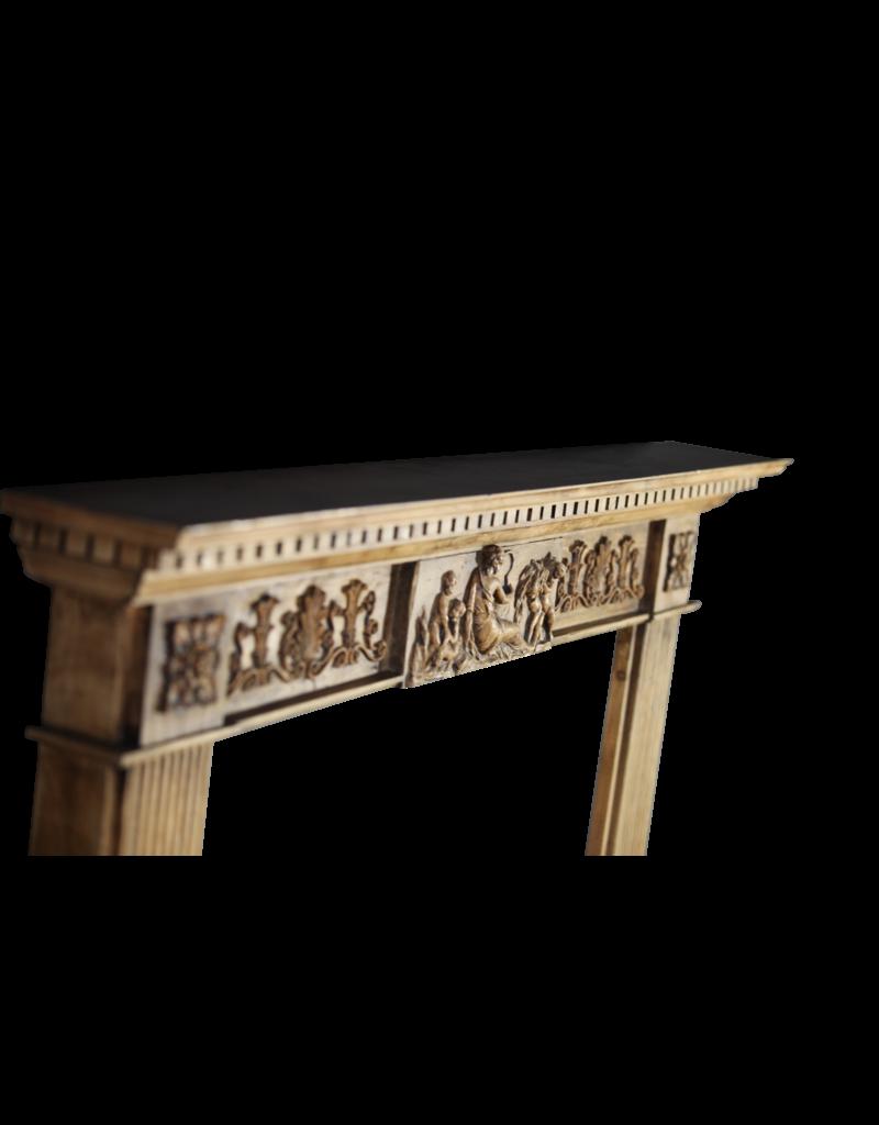 The Antique Fireplace Bank Feiner Englischer Pine Kaminmaske